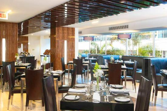 DoubleTree By Hilton Panama City: City Cafe