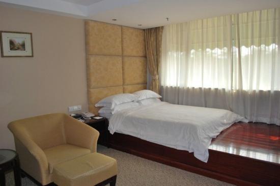 Cape Resort Hotel: Deluxe King Room