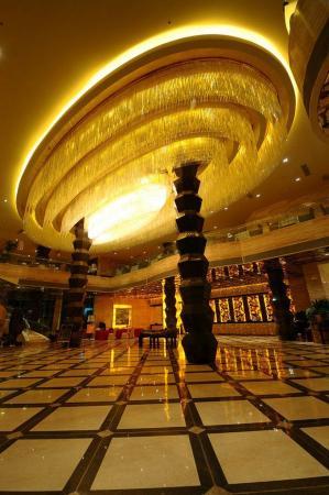 Dazheng Hot Spring Holiday Hotel : Lobby