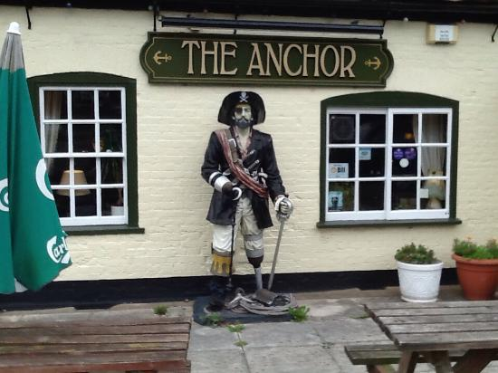 ‪The Anchor Inn - Stratford St. Mary‬