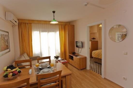 Three Apples Taksim Suites: Three Apples Hotel Room Image 2