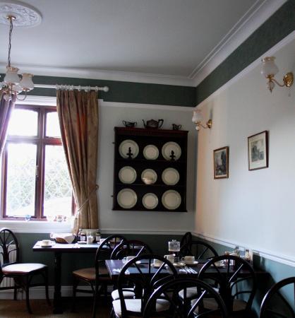 Lattice Lodge: Restaurant