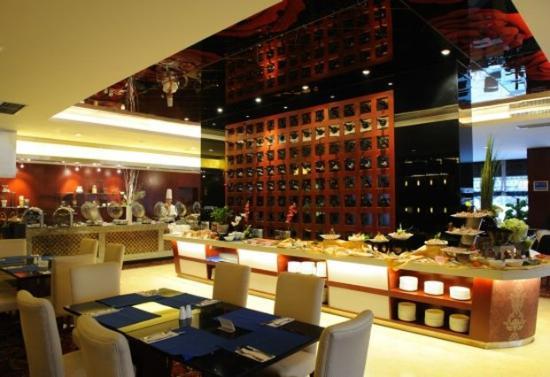Shanghai Sky Rainbow Hotel: Restaurant