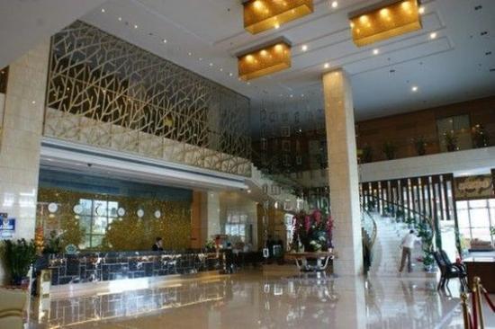 Vienna Hotel Shenzhen Shajing Nanhuan Road: Lobby