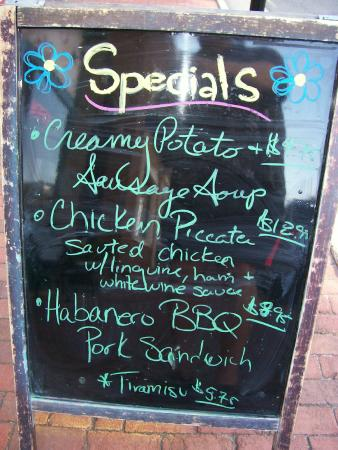 Leesburg Colonial Inn: Daily Specials Available at our onsite dining facilites
