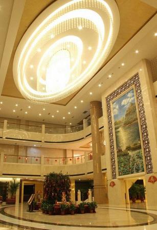 Xiangtan County, Cina: Lobby