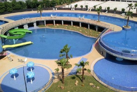 Xiangtan County, Cina: Pool