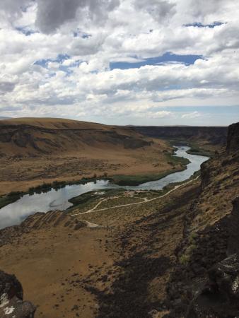Snake River Birds of Prey National Conservation Area