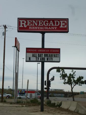 Renegade Restaurant