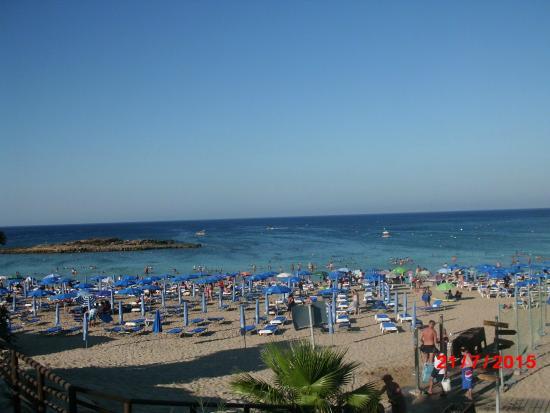 Kokkinos Hotel Apartments: пляж