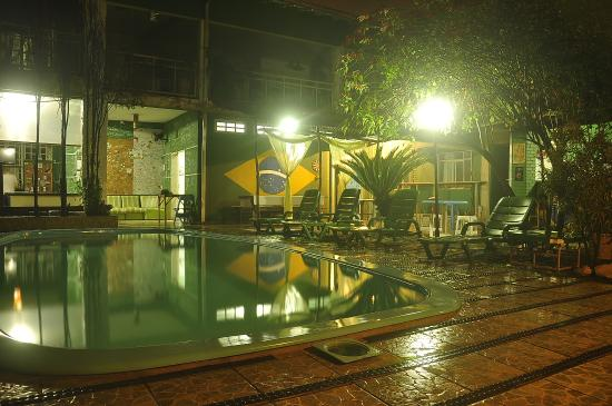 ‪‪Green House Hostel‬: piscina‬