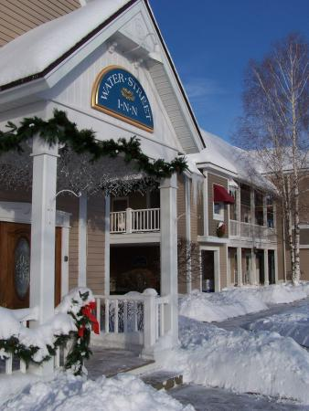 Winter at the Water Street Inn