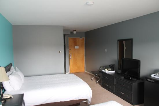 Florenceville-Bristol, Canadá: Guest Room