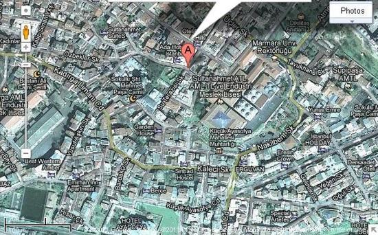 Masal Apart: Map