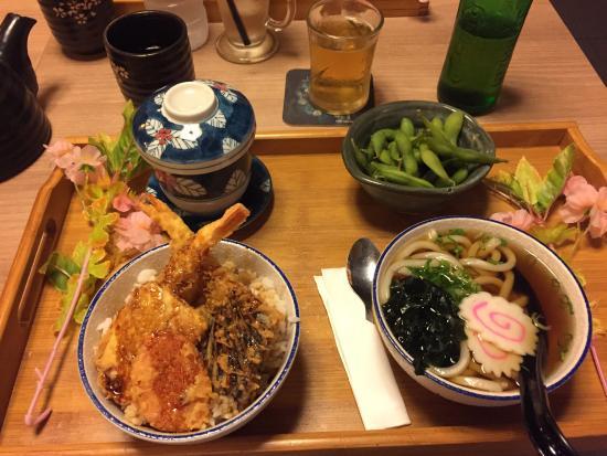 Lunch Set Menu Picture Of Tokyo Kitchen Berjaya Times