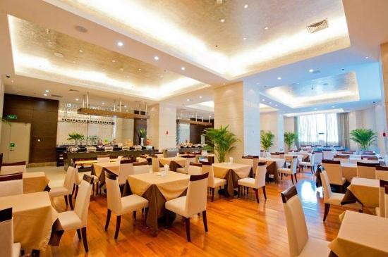 Wenhui Hotel: Restaurant