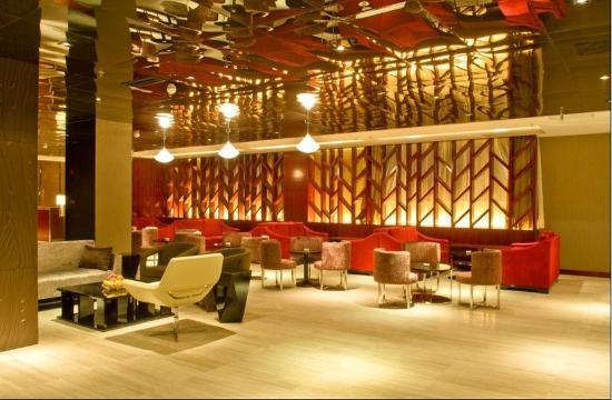 Jinjiang MetroPolo Hotel Baiyun: Bar/Lounge