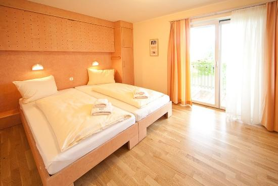 Weissbriach, Αυστρία: Double room