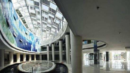 Dezhou, China: Lobby