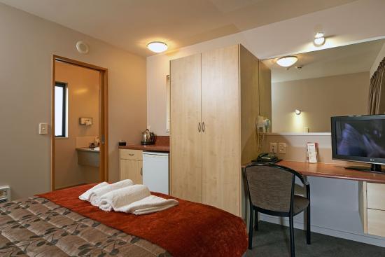Bella Vista Motel: Compact Studio