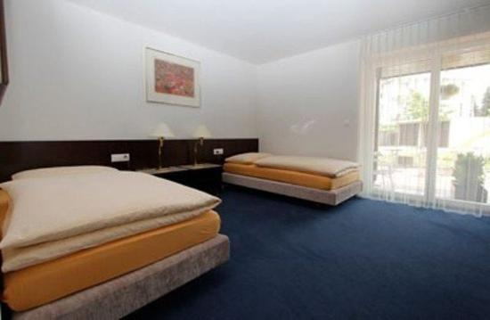 Hotel-Restaurant Sternen: Hotel Room