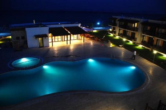 Hotel Silvanus: Pool