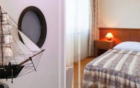 Neptun Hotel: Single room
