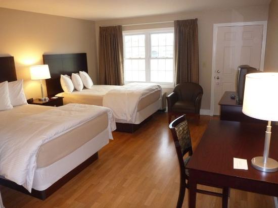 Yankee Clipper Motel : Standard double room