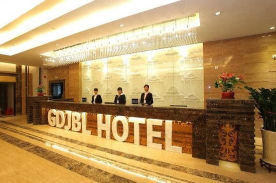 Vienna Zhihao Hotel Guangzhou Tianhe Zhongshan Avenue Tangxia: Lobby