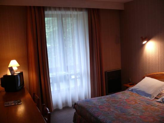 Grand Hotel Vignemale: Double room