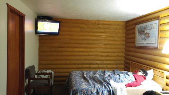 Westwood Motel: Room 18