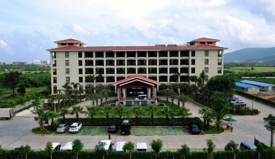 Dragon Bay Hotel: Exterior