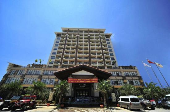 Yiyuan Xuanyu Hotel: Exterior