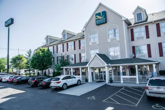 Photo of Quality Inn & Suites Cincinnati