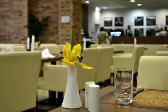 Radisson Blu Hotel, Kyiv Podil : Restaurant Radisson Kyiv Podil
