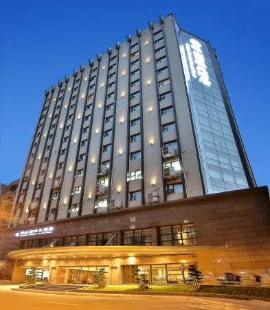 Minshan Yuanlin Hotel: Exterior