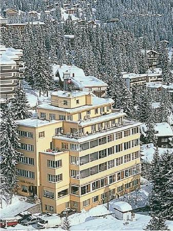 Photo of Hotel Hohenfels Arosa