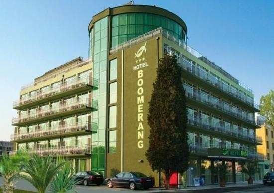 MPM Hotel Boomerang: Exterior
