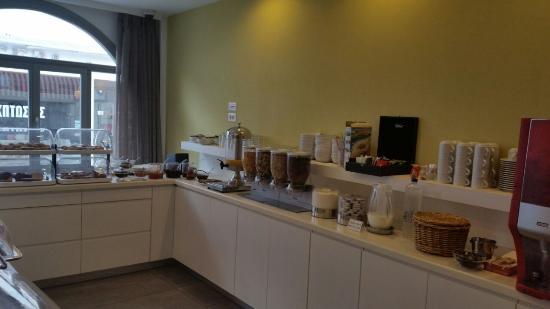 Breakfast Picture Of Xenia Hotel Naxos Town Tripadvisor