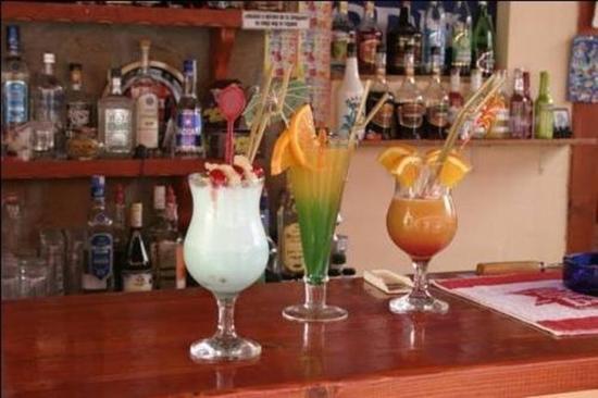 Hotel Kavkaz: Bar/Lounge