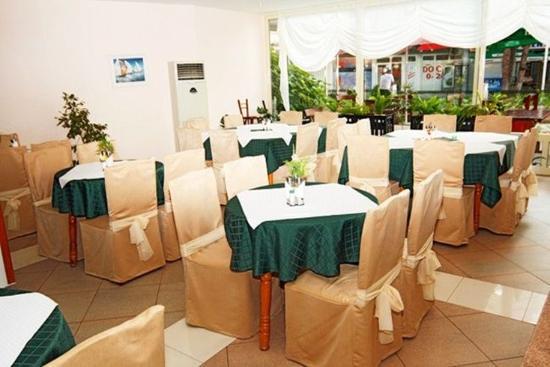 Hotel Kavkaz: Restaurant