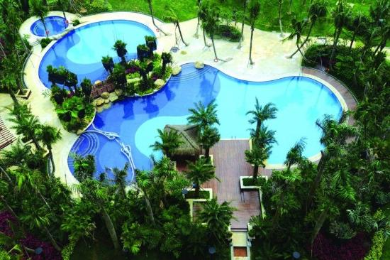Holliyard Sea View Resort Hotel: Pool