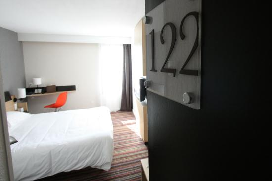 Kyriad Tours Sud - Chambray Les Tours: Chambre double