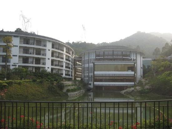Maofeng Qinyuan Hotel : Exterior