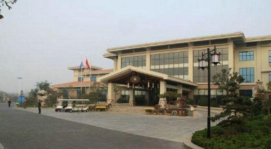 Liyuan Hotel : Exterior
