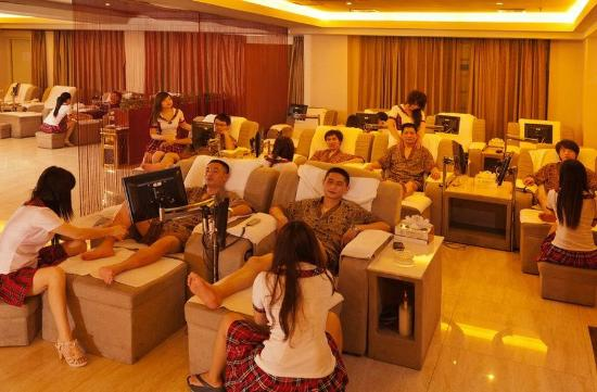 Venus Business Hotel: Recreational Facilities