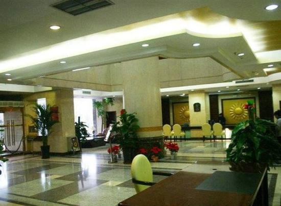 Kuitun, Chine : Lobby