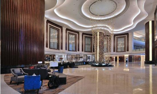 Kande International Hotel Dongguan : Lobby