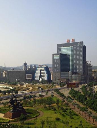 Chenzhou, China: Exterior
