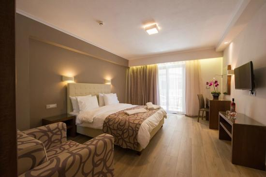 Adam's Hotel: Double deluxe renovation 2015 Adams Hotel Parga